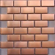 copper kitchen backsplash tiles pin by home and more studio on vörösréz copper pc