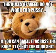 Hilarious Weed Memes - the rules of weed pam hoffine likes pinterest weed pipes