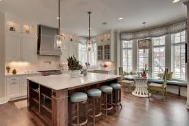 kitchen bay window decorating ideas kitchen bay window decorating ideas 4353 home and garden photo