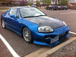 custom supra interior spotted the honda civic del sol that desperately wants to be a supra