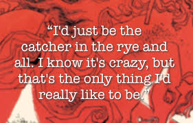Holden Caulfield Quotes 25 quotes