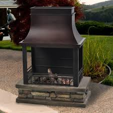 Propane Fireplace Logs by Outdoor Fireplace Propane Fireplace Ideas