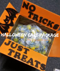 halloween care packages for college students halloween care package u2013 dating through the distance
