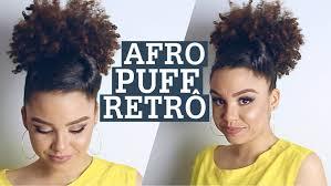 afro puff pocket bun hairstyles penteado puff topete penteado arte pinterest