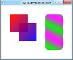 java buddy javafx 2 0 exercise fill with lineargradient