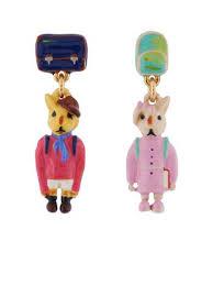 earrings for school earrings les néréides