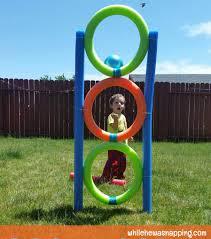 How To Make Backyard Jenga by 20 Diy Backyard Games Tgif This Grandma Is Fun