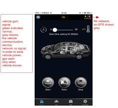 mercedes alarm system aliexpress com buy plusobd remote starter two way type car alarm