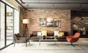 brick wall design brick wall interior design ideas residence style