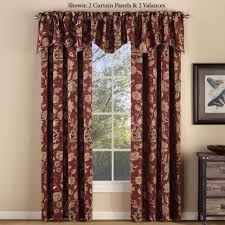 Gold Curtains Walmart by Curtains Burgundy Gold Daphne Shower Curtain Shower Curtains