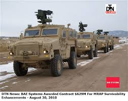 defense war news updates dtn news bae systems awarded contract