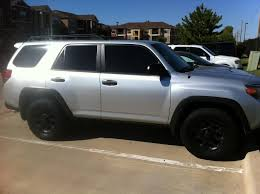 toyota 4runner 2017 black silver te with black te wheels toyota 4runner forum largest