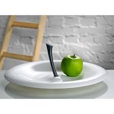 modern fruit holder buy koziol fruit bowl u201cbig apple u201d online