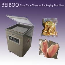 Vaccum Sealing Machine China Floor Type Vacuum Sealing Packaging Machine Dz 400 China