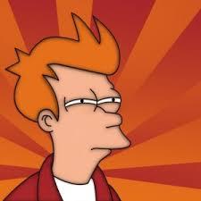 Create Fry Meme - create meme is it me or meme me or meme i horror meme
