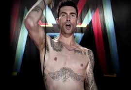 adam levine tattoos on tattoomagz