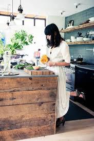 Industrial Kitchen Ideas Best 25 Reclaimed Wood Kitchen Ideas On Pinterest Industrial