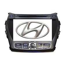santa fe 2013 m series multimedia navigation system