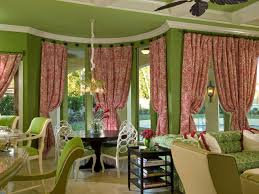 Dining Room Window Treatments Ideas Dining Room Exciting Images Of Dining Room Decoration With