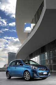nissan micra new shape micra updated with a wide ranging round of changes inside and out