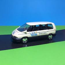 vintage renault nice vintage renault escape vtm tv car model 1 43 solido diecast
