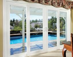 Glass Patio Sliding Doors Glass Patio Doors Home Design Ideas