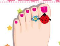nail polish designs games