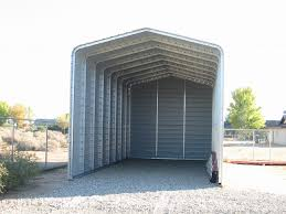 our metal carports are affordable and can be easily customized for