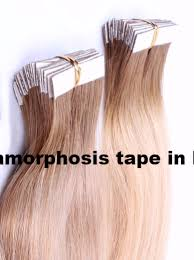 hair extension metamorphosis weaving and human hair extension supply