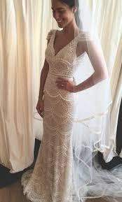 lihi hod wedding dress lihi hod morielle 3 500 size 10 used wedding dresses