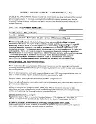 Resume Skills Accounting Skills On Resume Resume For Your Job Application