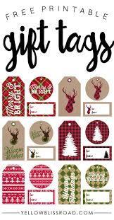 blank christmas gift tag template wine label templates