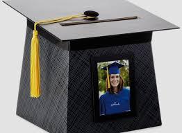 graduation box graduation card holder box best of 2015 graduation cap and gown