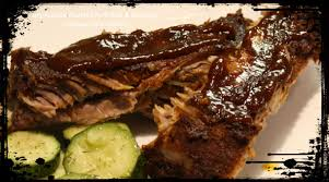 dry rubbed roasted pork ribs u0026 barbecue u2013 fabulous fare sisters
