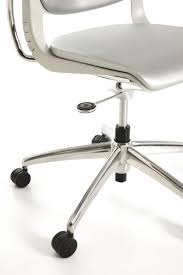Teknion Chairs Contemporary Office Armchair Plastic Aluminium Swivel