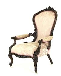parlor chair victorian antique chairs