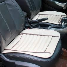 coussin de siege auto coussin siège auto support ecologique universel 49x49cm cassia