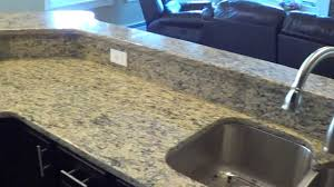 saint cecilia custom made in maine granite countertop installation