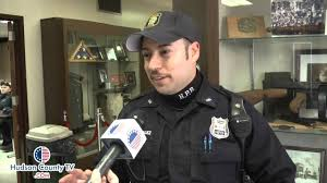 hoboken police officers grow hair to raise prostate cancer