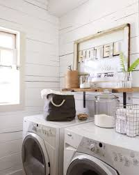 Laundry Room Decor Ideas Clever Laundry Room Ideas That Are Practical And Space Efficient