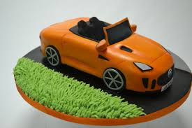 car cake toppers edible fondant baby shower cake toppers inspirational f type