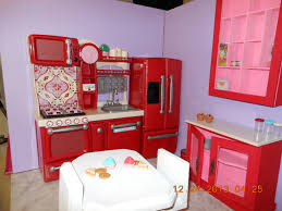 dolls house kitchen furniture kitchen in s american doll house my american