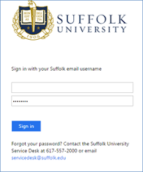 using suffolk duo two factor authentication its information