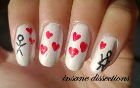 super easy nail art insane dissections