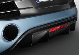 Audi R8 Gt Spyder - audi r8 gt spyder rear diffuser eurocar news