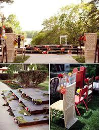 Pallet Wedding Decor An Anthropologie Inspired Wedding In Texas Green Wedding Shoes