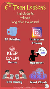 Create Custom Memes - middle school technology lesson plans high school tech lesson