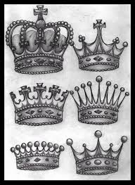 the 25 best king crown ideas on crown tattoos