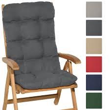 Garden Recliner Cushions Amazon Co Uk Sunloungers Cushions Garden U0026 Outdoors