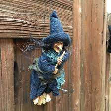 alibaba factory produce apparition props flying broom linen witch